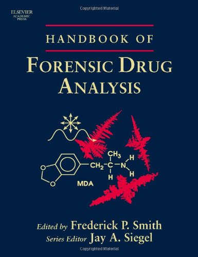 9780126506419: Handbook of Forensic Drug Analysis