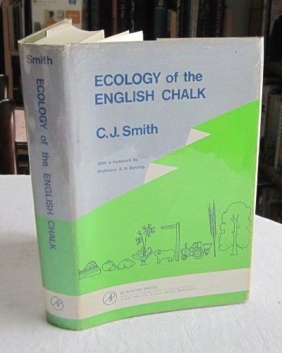 9780126518504: Ecology of English Chalk