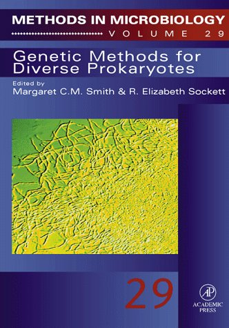 9780126523409: Genetic Methods for Diverse Prokaryotes, Volume 29 (Methods in Microbiology)