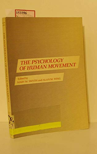 9780126530223: Psychology of Human Movement