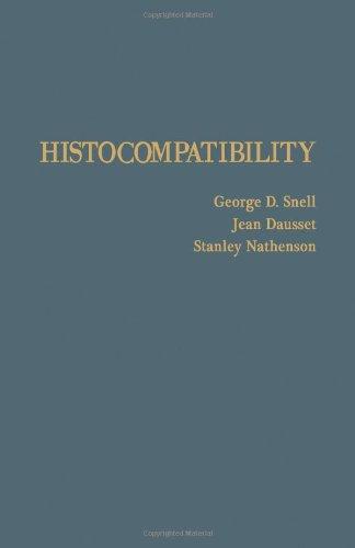 9780126537505: Histocompatibility