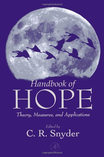 9780126540505: Handbook of Hope: Theory, Measures, & Applications