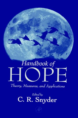 9780126540505: Handbook of Hope: Theory, Measures, and Applications