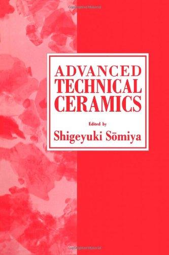 9780126546309: Advanced Technical Ceramics