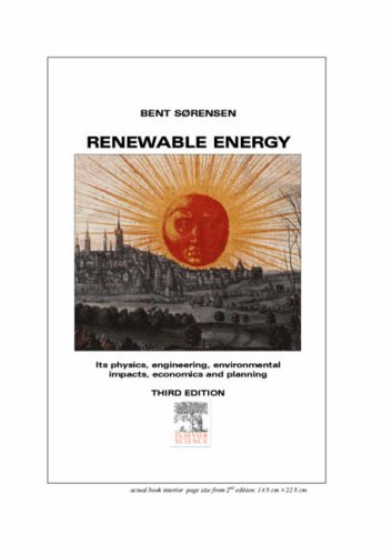 Renewable Energy (Energy, science and engineering): Bent Sorensen