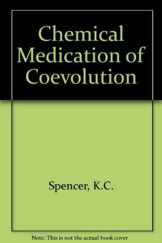 9780126568561: Chemical Mediation of Coevolution