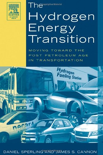 9780126568813: The Hydrogen Energy Transition: Cutting Carbon from Transportation