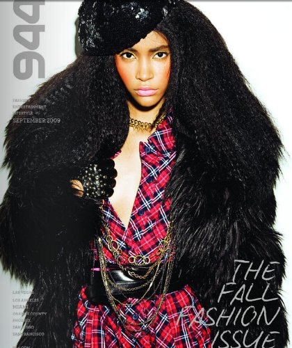 9780126600049: 944 Magazine September 2009 - The Fall Fashion Issue! (944)