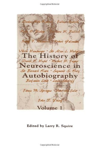 9780126603019: The History of Neuroscience in Autobiography: v. 1
