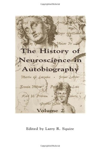 9780126603026: The History of Neuroscience in Autobiography: Vol 2