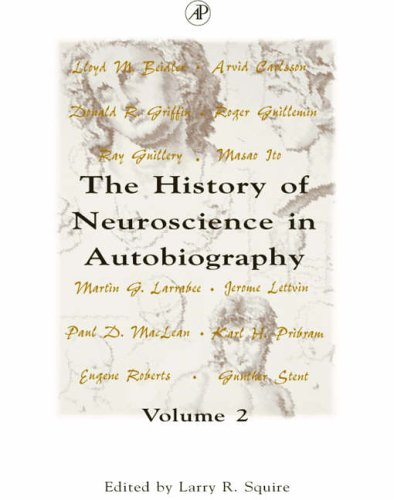 9780126603026: The History of Neuroscience in Autobiography, Volume 2