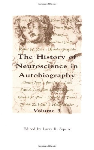 9780126603057: The History of Neuroscience in Autobiography: v. 3