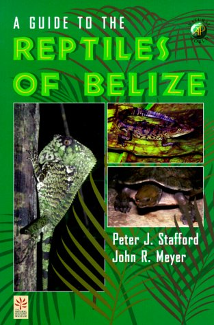 9780126627602: A Guide to the Reptiles of Belize (Natural World)