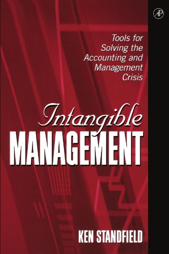 9780126633511: Intangible Management: Tools for Solving the Accounting and Management Crisis