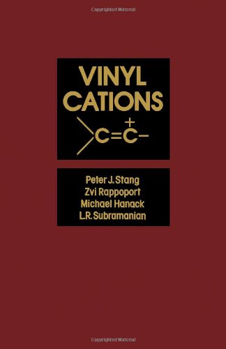 9780126637809: Vinyl Cations