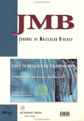 9780126640526: Life Sciences in Transition: a special issue of JMB