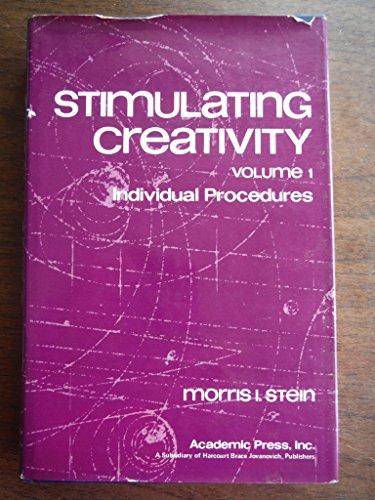 9780126642018: Stimulating Creativity Volume 1: Individual Procedures.