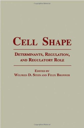 9780126646559: Cell Shape: Determinants, Regulation and Regulatory Role