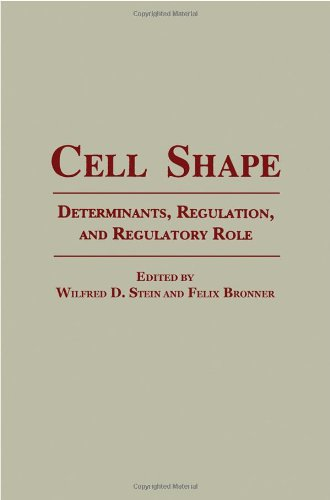 9780126646559: Cell Shape: Determinants, Regulation, and Regulatory Role