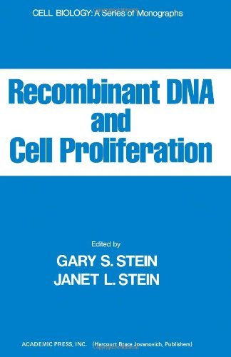 9780126650808: Recombinant DNA and Cell Proliferation (Cell Biology)