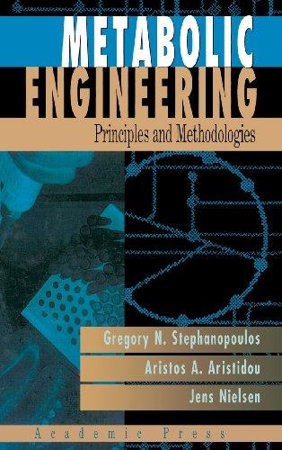 9780126662603: Metabolic Engineering: Principles and Methodologies