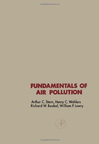 9780126665604: Fundamentals of Air Pollution