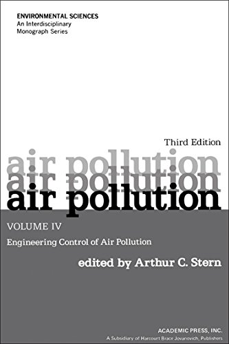 9780126666045: Air Pollution, Volume 4: Engineering Control of Air Pollution