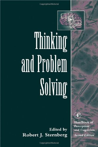 9780126672602: Thinking and Problem Solving (Handbook of Perception and Cognition)