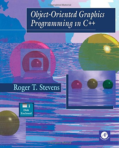9780126683189: Object-Oriented Graphics Programming in C++/Book and Disk