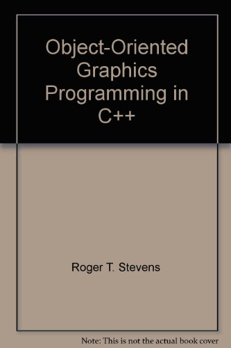 9780126683196: Object-Oriented Graphics Programming in C++