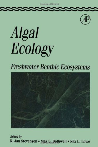 9780126684506: Algal Ecology: Freshwater Benthic Ecosystem (Aquatic Ecology)