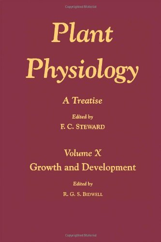 9780126686104: Plant Physiology: Growth and Development v. 10 (American Society of Plant Physiologists Monograph)