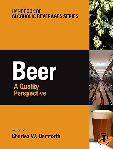 9780126692013: Beer: Handbook of Alcoholic Beverages: A Quality Perspective