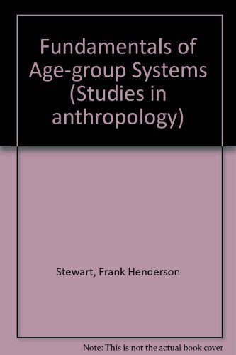 9780126701500: Fundamentals of Age-group Systems (Studies in anthropology)