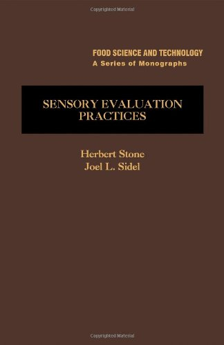 9780126724806: Sensory Evaluation Practices (Food science and technology)