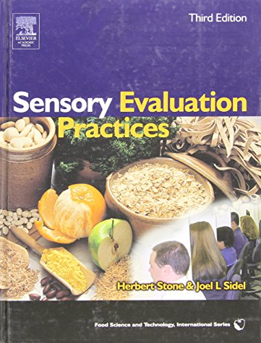 9780126726909: Sensory Evaluation Practices (Food Science and Technology)