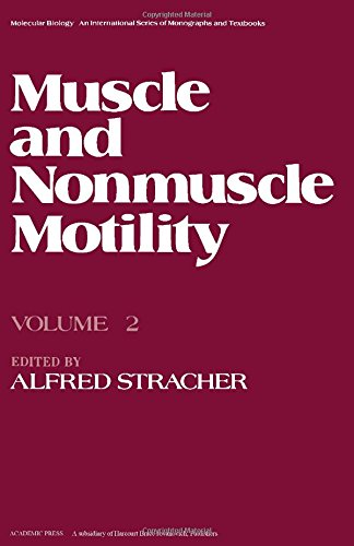 Muscle and Nonmuscle Motility, Volume 2 Molecular Biology - An International Series of Monographs...