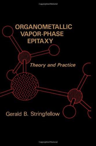 9780126738407: Organometallic Vapour Phase Epitaxy