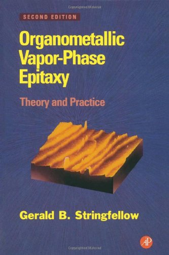 9780126738421: Organometallic Vapor-Phase Epitaxy, Second Edition: Theory and Practice