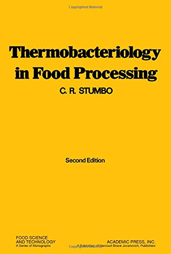 9780126753523: Thermobacteriology in Food Processing (Food Science and Technology)