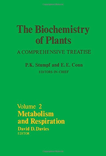 9780126754025: The Biochemistry of Plants: Metabolism and Respiration v. 2: A Comprehensive Treatise