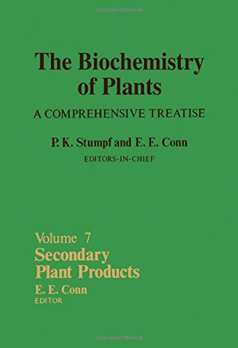 9780126754070: Secondary Plant Products, Volume 7: A Comprehensive Treatise (Biochemistry of Plants)