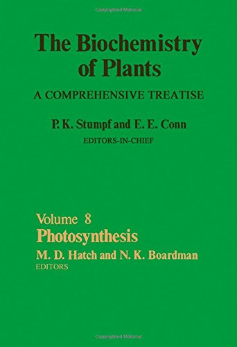 9780126754087: The Biochemistry of Plants: A Comprehensive Treatise, Vol. 8: Photosynthesis