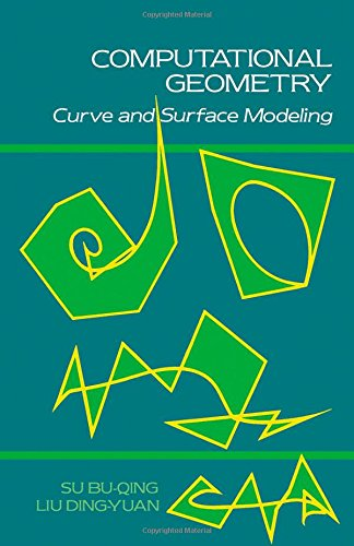 9780126756104: Computational Geometry: Curve and Surface Modeling