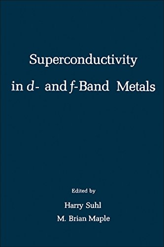9780126761504: Superconductivity in d- and f-Band Metals