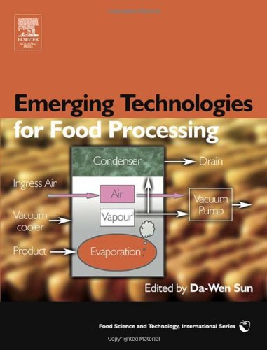 9780126767575: Emerging Technologies for Food Processing (Food Science and Technology International)