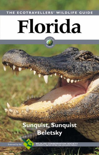 9780126769852: Florida (Ecotravellers Wildlife Guides)