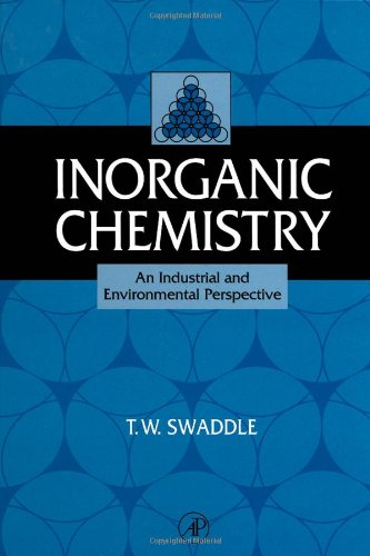 9780126785500: Inorganic Chemistry: An Industrial and Environmental Perspective