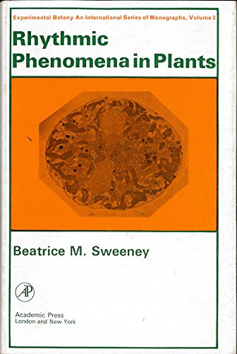 Rhythmic Phenomena in Plants