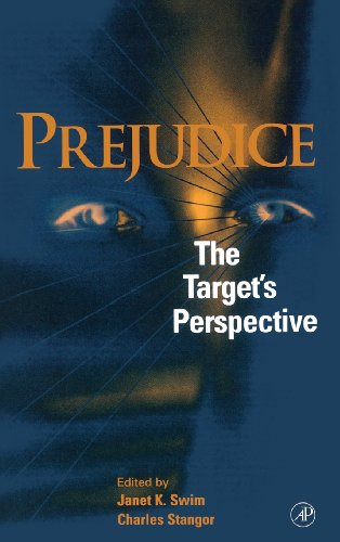 9780126791303: Prejudice: The Target's Perspective